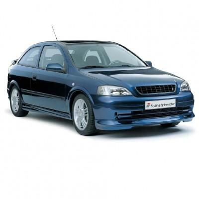 Opel Astra G  Sedan - HB - SW (1998-2009) Irmscher Ön Tampon Ek (Plastik)