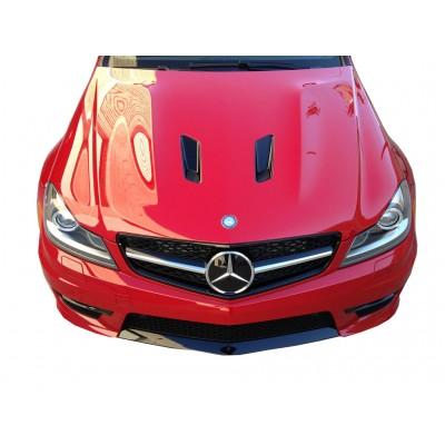 Mercedes C Serisi W204 (2012-2014) Makyajlı Black Serisi Kaput