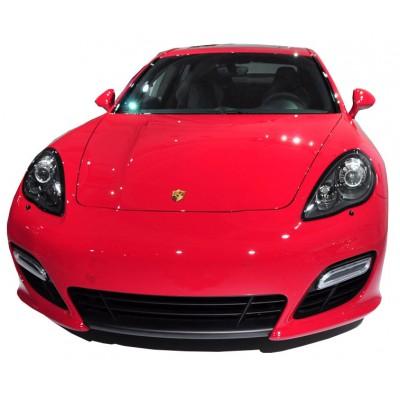 Porsche Panamera GTS Ön Tampon (Plastik)