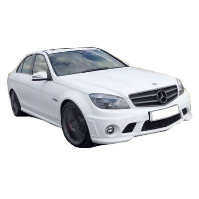 Mercedes C Serisi W204 (2008-2011) C63 Amg Body Kit Set (Plastik)