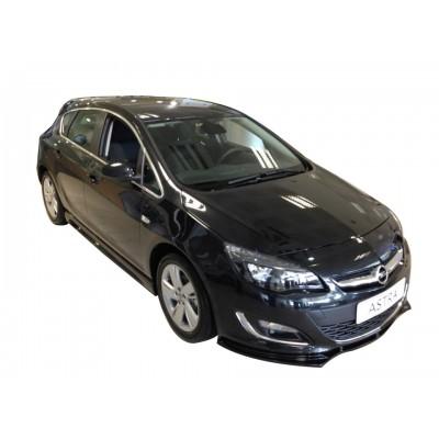 Opel Astra J HB (2013-2015) Makyajlı Kasa Body Kit (Plastik)