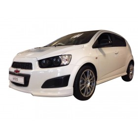 Chevrolet Aveo Body Kit (Fiber)