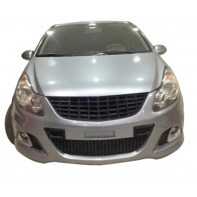 Opel Corsa D OPC Body Kit (Fiber) | 2 Kapı, 4 Kapı, Makyajlı ve Makyajsız Modellerine Uyumlu