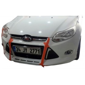 Ford Focus 3 HB 2012 - 2014 Body Kit (Plastik)