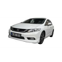 Honda Civic FB7 (2012-2016) Modulo Black Edition Body Kit (Plastik)