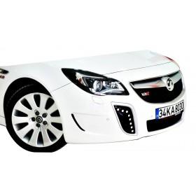 Opel İnsignia 2014 - 2016 Makyajlı Kasa OPC Kaplan Diş Body Kit (Fiber)
