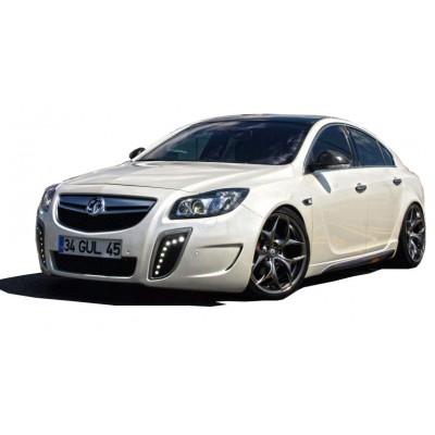 Opel İnsignia 2009 - 2013 OPC Kaplan Diş Body Kit (Fiber)