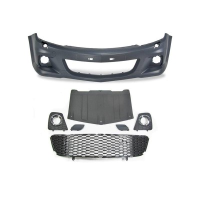 Opel Astra H OPC Body Kit -Fiber | (GTC, 4 Kapı ve Sedan Modellerine Uygundur.)