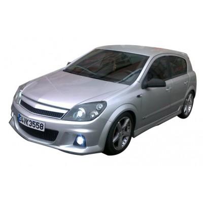 Opel Astra H OPC Body Kit -Fiber   (GTC, 4 Kapı ve Sedan Modellerine Uygundur.)