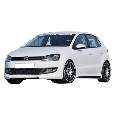 Volkswagen Polo 6 2010 - 2014 Body Kit (Plastik)