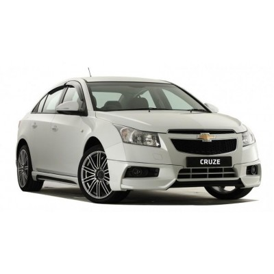 Chevrolet Cruze Sedan (2009 - 2013) Body Kit (Plastik)