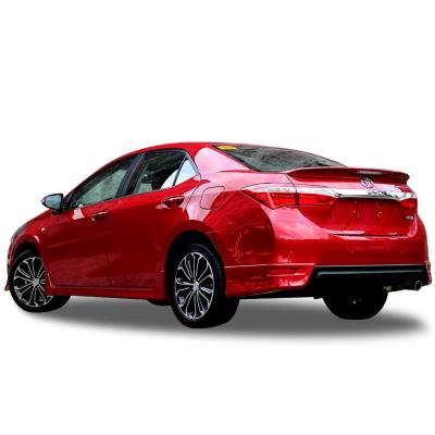 Toyota Corolla 2012 - 2016 Sport Model Body Kit (Plastik)