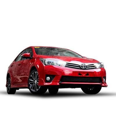 Toyota Corolla (2012-2016) Ön Tampon Flap Ek (Plastik)