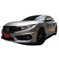 Honda Civic FC5 2016 Sonrası Turbo Ön Ek  (Plastik)