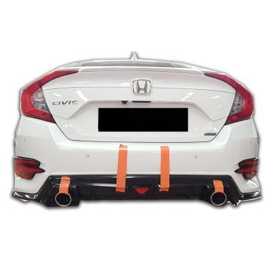 Honda Civic FC5 2016 Sonrası Mugen Body Kit (Plastik)