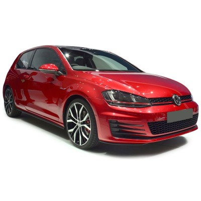Volkswagen Golf 7 (2012-2016) GTI Komple Body Kit (Plastik)