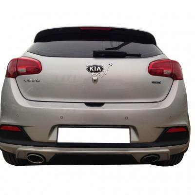 Kia Ceed (2013-2016) Komple Body Kit (Plastik)