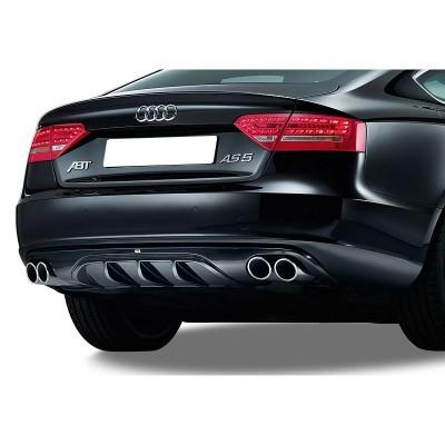 Audi A5 A-Style Difüzör (Plastik)