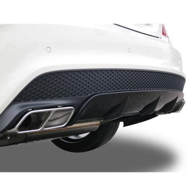 Mercedes CLA 45 W117 (2012-2015) Arka Tampon Difüzör (Taiwan)