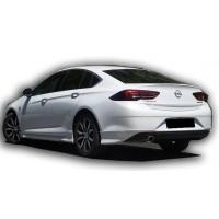 Opel İnsignia 2017 ve Sonrası Yeni Kasa OPC Arka Flap (Plastik)