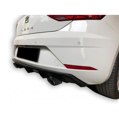 Seat Leon (2017 - 2020) Sağ Sol Tek Çıkışlı Difüzör (Plastik)