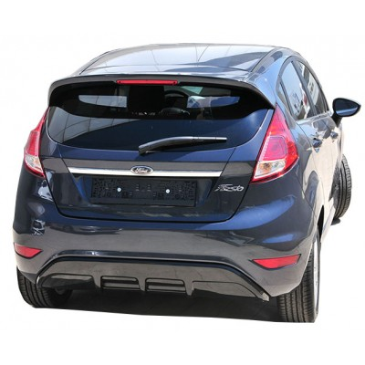 Ford Fiesta (2009-2016) ST Arka Tampon Eki - Difüzör (Plastik)