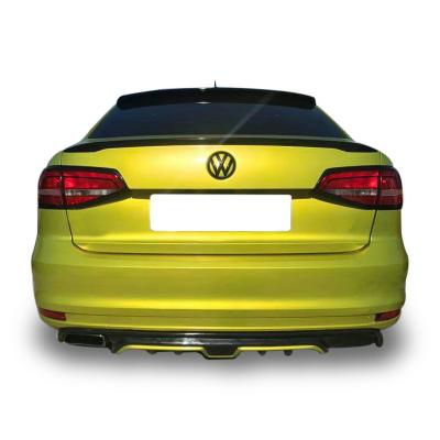 Volkswagen Jetta 2015 - 2017 Makyajlı Custom Difüzör (Plastik)