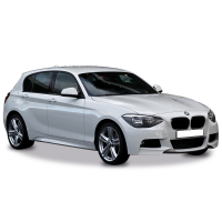 Bmw 1 Serisi F20 2012 - 2015 M Paket Body Kit Set (Plastik)