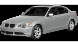 E60 Serisi (2004 - 2010) Arası