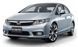 Civic FB7 (2012 - 2016) Arası