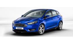 Focus 3 Makyajlı (2015 - 2018) Arası