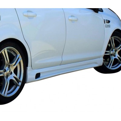 Opel Corsa D (2007-2015) Yan Marşpiyel Seti (Plastik)