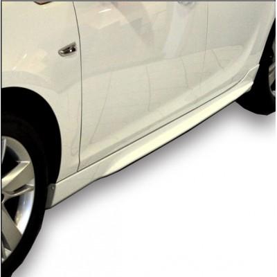 Opel İnsignia 2009 - 2016 OPC Yan Marşpiyel Seti (Plastik)