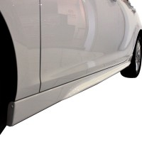 Opel Astra J HB - Sedan Uyumlu 2013-2015 OPC Yan Marşpiyel Seti (Plastik)