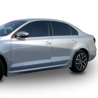 Volkswagen Jetta (2010-2017) R Still Yan Marşpiyel Seti (Plastik)