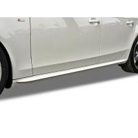 Audi A4 B8 2008 - 2016 S Line Yan Marşpiyel Seti (Fiber)