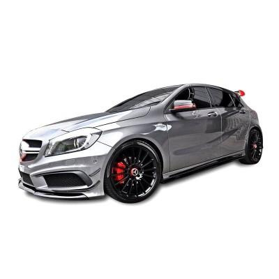 Mercedes A Serisi W176 (2012-2018) Marşpiyel Altı Lip (Plastik)