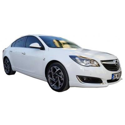 Opel İnsignia (2009-2013) OPC Makyajsız Yan Marşpiyel Seti (Plastik)