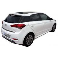 Hyundai i20 (2014-2018) Marşpiyel Yan Marşpiyel Seti (Plastik)