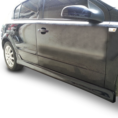 Opel Astra H (2004-2012) OPC Line Yan Marşpiyel Seti (Plastik)