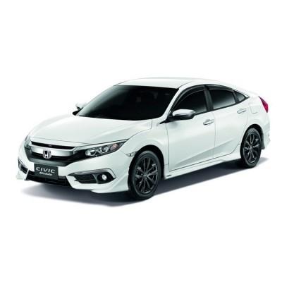 Honda Civic FC5 Sedan (2015-2018) Modulo Marşpiyel Takımı (Plastik)
