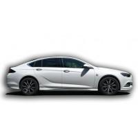 Opel İnsignia (2017 ve Sonrası) Yeni Kasa OPC Ön Yan Marşpiyel (Plastik)