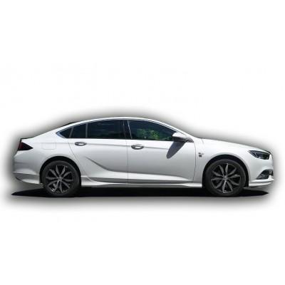 Opel İnsignia 2017 ve Sonrası Yeni Kasa OPC Ön Yan Marşpiyel (Plastik)