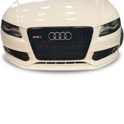 Audi A4 B8 2008 - 2012 Arası Sportline Makyajsız Ön Ek (Plastik)