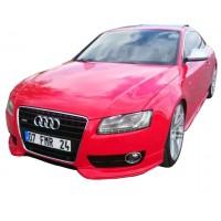 Audi A5 B8 2008 - 2011 Ön Tampon Flap Ek (Plastik)