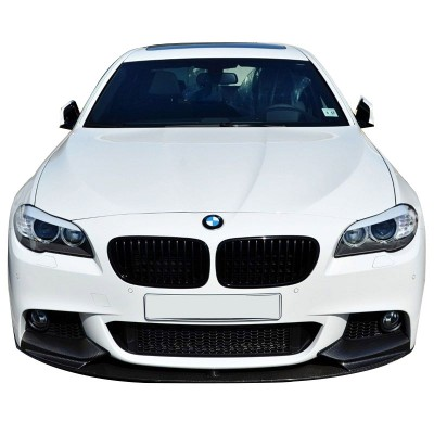 Bmw 5 Serisi F10 (2010 - 2014) M Performance Ön Flap + Lip (Plastik)