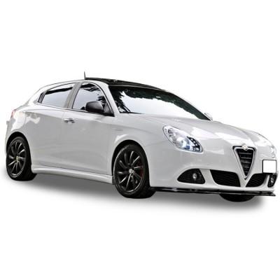 Alfa Romeo Giulietta Ön Tampon Altı Lip (Plastik)
