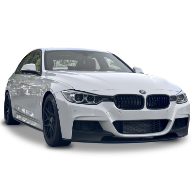 Bmw 3 Series F30 2012 - 2015 M Performance Ön Flap + Lip (Plastik)