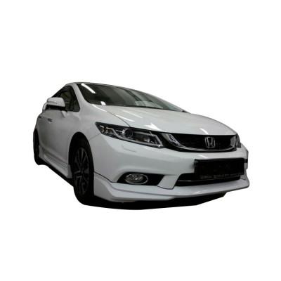Honda Civic FB7 (2012-2016) Modulo Black Edition Ön Tampon Ek (Plastik)