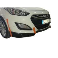 Hyundai İ30 2011 - 2016 Ön Tampon Ek (Plastik)
